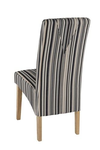 Fabric, Dining Chair, stripe, roma