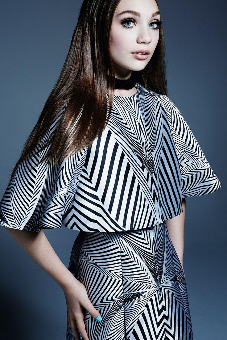 Maddie Ziegler Hunger Magazine First Look — Dancer and Actress Opens Up About Her Next Goal After Dance Moms | Teen Vogue