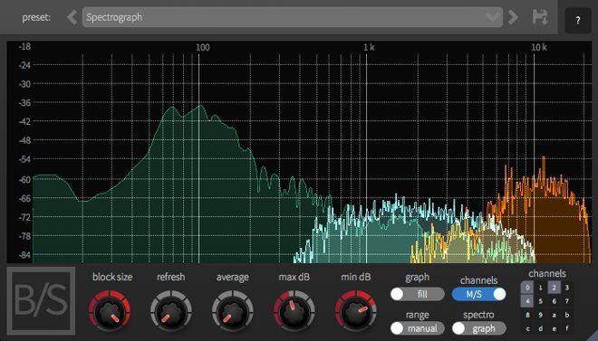 Benjamin Schulz has released Spectrum analyzer plugin, a free audio tool that allows you to inspect the frequency of your mix. Spectrum features the usual control elements: controllers for block size, refresh (rate), average, max dB and min dB. The graph can be filled in, automatically recognize min and max dB and switch to the …