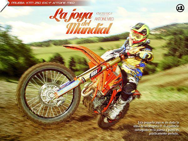 EnduroPro nº50 | KTM 250 EXC-F Antoine Meo, la joya del mundial