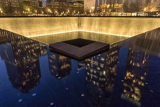 Reflecting Pool at Night | da dbushue