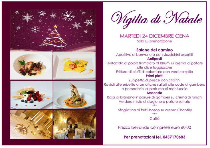 VIGILIA DI NATALE - 24 DICEMBRE 2013
