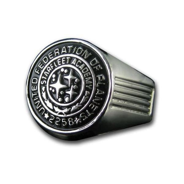 Starfleet Academy Class Signet Ring £17.99