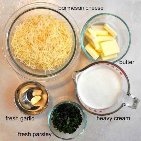 Alfredo Sauce 1 - Simple Sojourns Added Cajun seasoning for Cajun chicken pasta