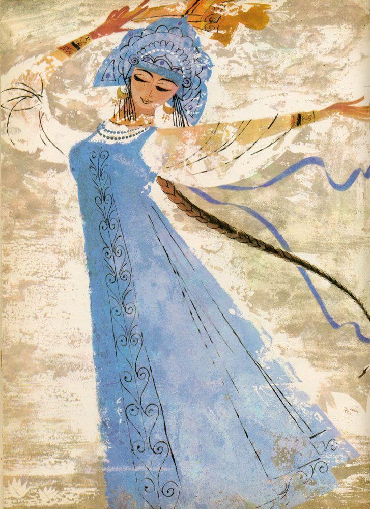 Illustration by Alexander Lindberg (Aleksander Lindeberg) Very much like Alice & Martin Provenson