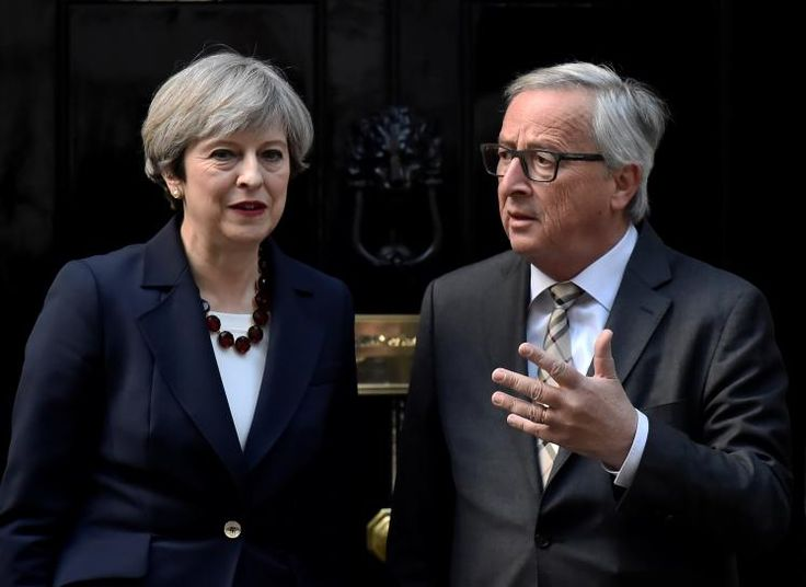 #world #news  British government does not recognize FAS account of difficult Juncker meeting: spokesman