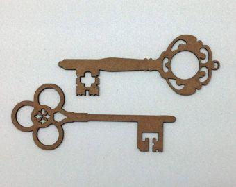 Machine à écrire Vintage Keys  véritable Vintage clés clés