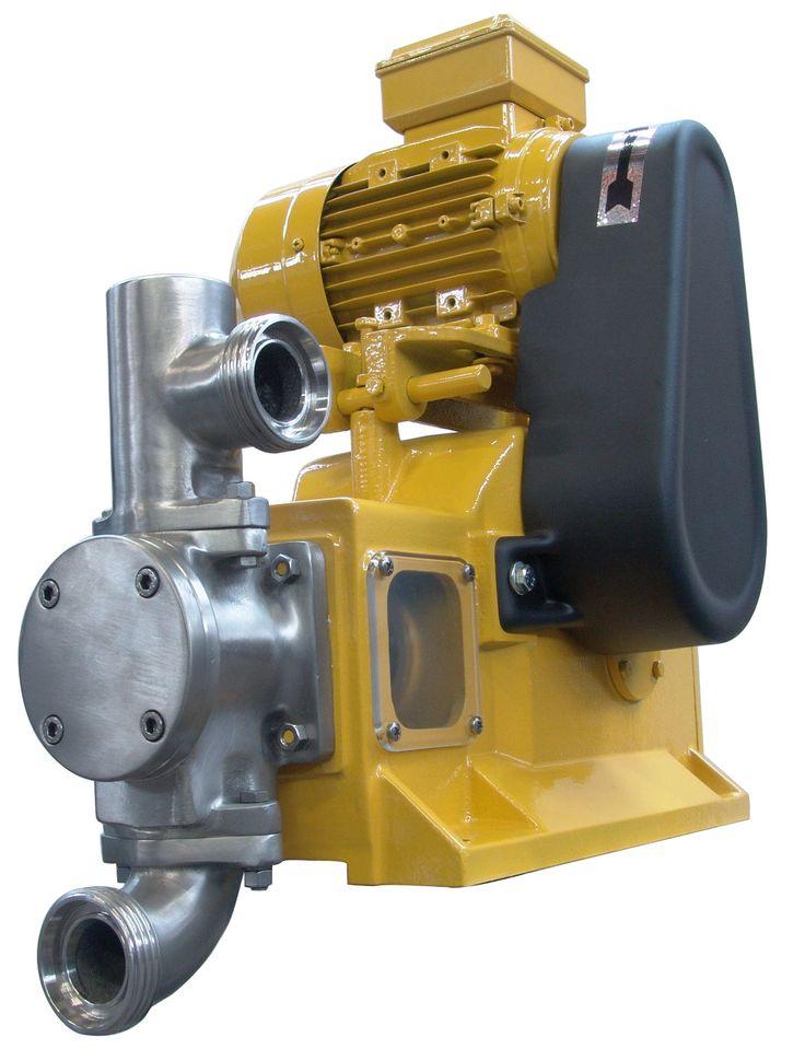 Pompa a pistone MC-10