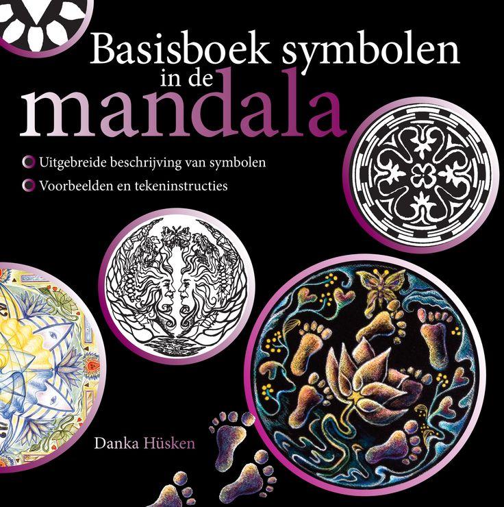 De omslag van het Basisboek symbolen in de mandala.