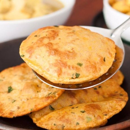 Lasun Batata Poori (Garlic Potato Poori) Recipe - Learn how to make Lasun Batata Poori (Garlic Potato Poori) Step by Step, Prep Time, Cook Time. Find all ingredients and method to cook Lasun Batata Poori (Garlic Potato Poori) with reviews.Lasun Batata Poori (Garlic Potato Poori) Recipe by kalyani naik