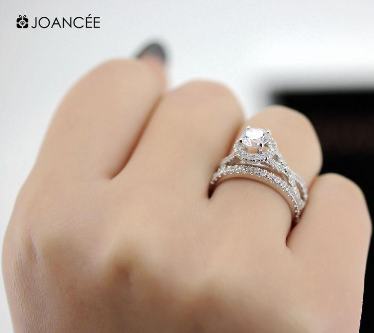 Wedding Ring Set Joancee Jewelry