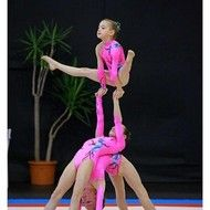 Spelthorne Gymnastics - Photo Gallery - Maia International Acro Cup - March 2013