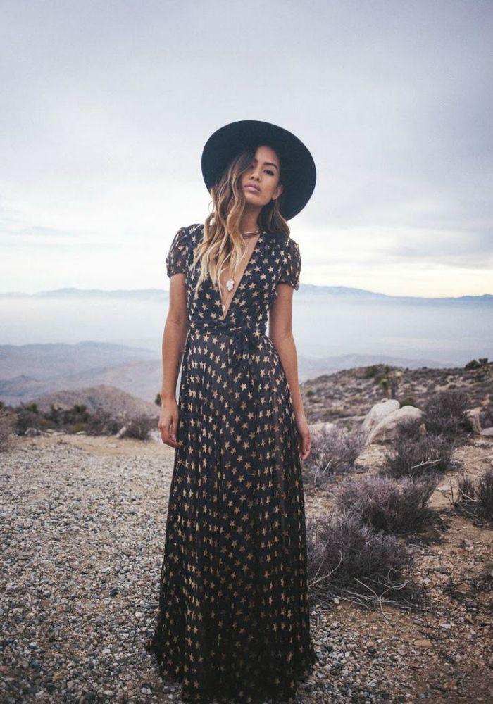 inspiration: boho maxi dress (via Bloglovin.com )