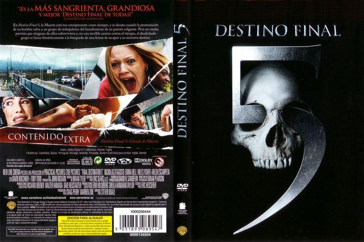 Destino Final 5 Destino Final 5 Portadas De Peliculas Destino