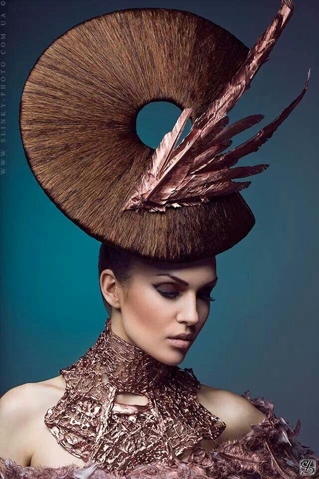 Avant garde - headwear