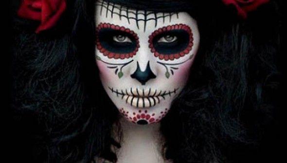 Resultado de imagen para maquillajes calaveras