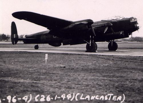 Lancaster at Watton 26 Jan 44. There is a Lancaster at the Canadian Warplane Museum in Hamilton, Ontario, Canada. IT'S STILL FLYING!