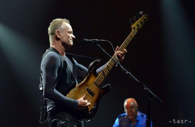 Na českom Prague Metronome Festival vystúpi Sting - Kultúra - TERAZ.sk