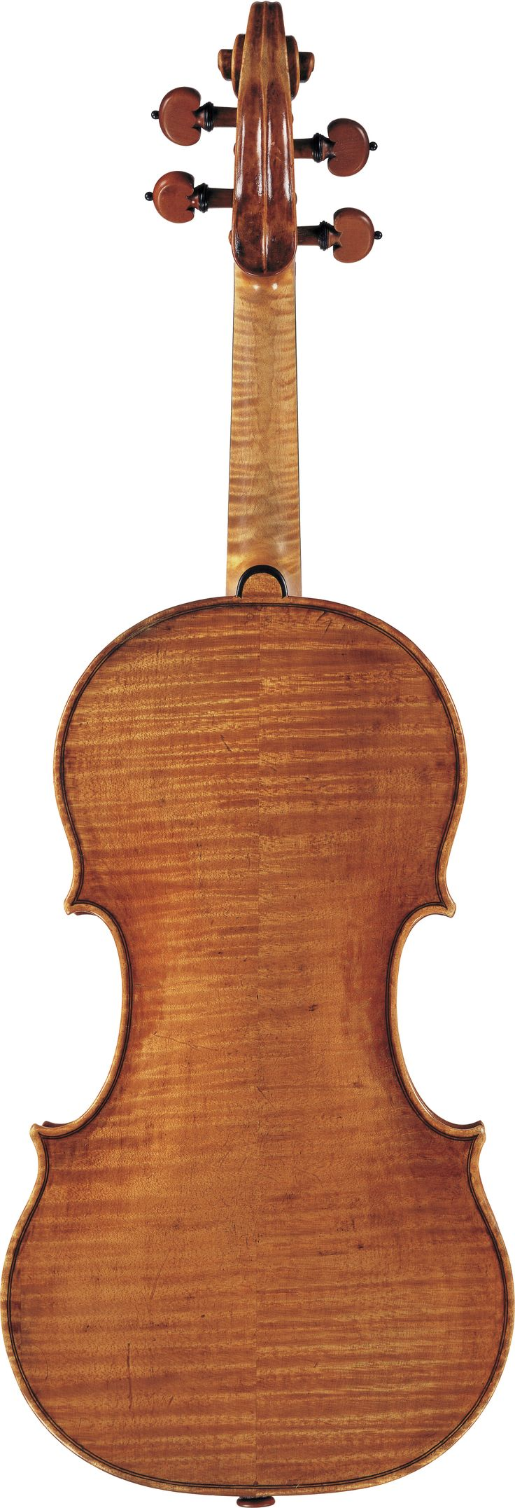 1693 Girolamo II Amati Violin with 352mm back from The Four Centuries Gallery