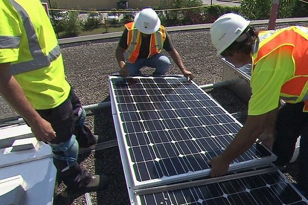 Making A Difference Save Money On Your Electric Bill With Solar Panels And Help Save The Planet Solar Used Solar Panels Solar Power Energy