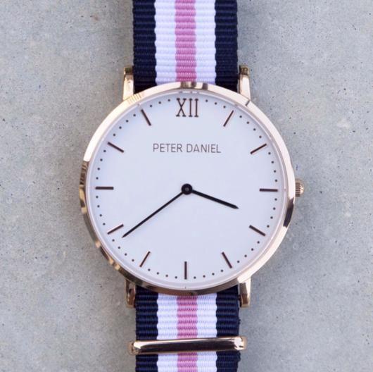 Genesis - White and Pink/White/Navy Nato