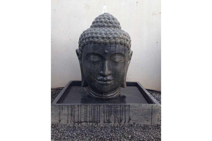die besten 25 buddha brunnen ideen auf pinterest smiling buddha blumenm dchen r tsel und. Black Bedroom Furniture Sets. Home Design Ideas