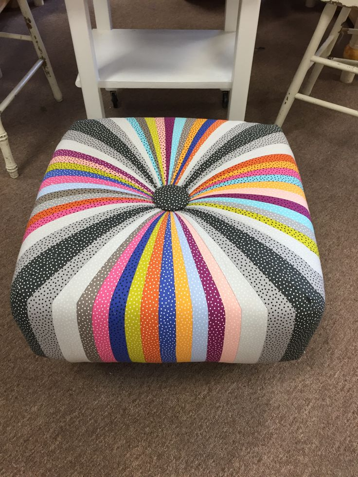 39 Best Square Tuffet Round Tuffet Images On Pinterest
