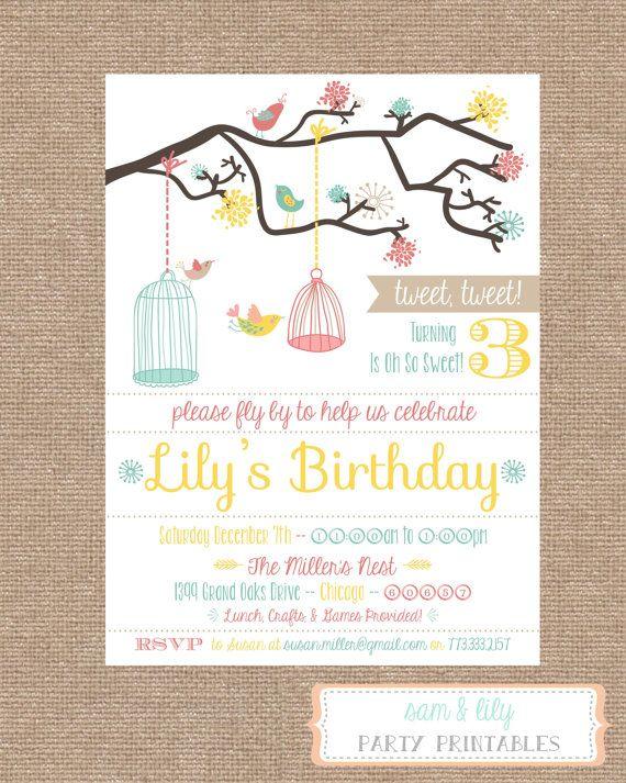 30 Cupcake Birthday Party Invitations Artfully Invited 100lb Coverstock Sara Jane Handcut /& Personalized