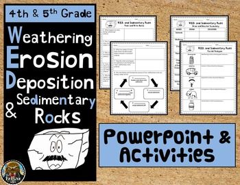 DESCRIPTIONIf youre trying to teach students about weathering, erosion…