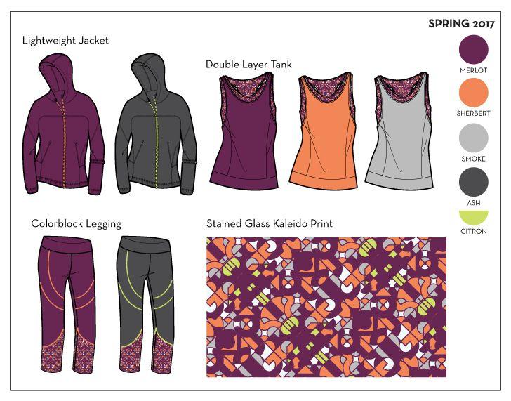 Baste & Gather meets {Sew Heidi}: How Fashion Designers Use Illustrator for Line Sheets & Presentations