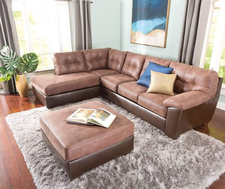 Signature Design by Ashley Storey Sectional Living Room Furniture Collection at Big Lots.