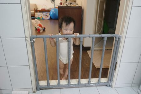 Pvc Tube To Diy The Baby Gate D I Y 塑膠管超好用 Pinterest