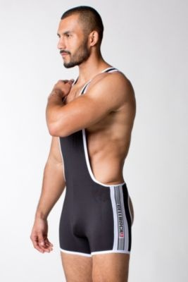 Cellblock 13 Singlet Jock - Small, Black Men's Activewear Sets from