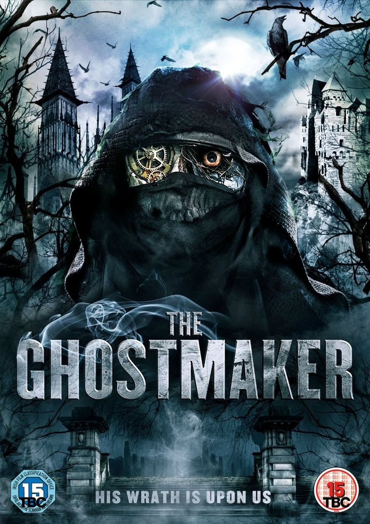 The Ghostmaker... anyone seen it? Horror movies, Mystery
