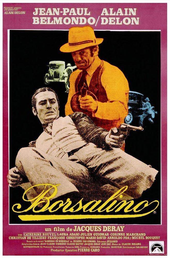 yvan chiffre cascadeur | Borsalino (1969) - uniFrance Films