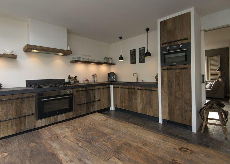 Keuken oude stijl