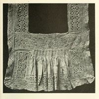 vintage lace from Lombardy