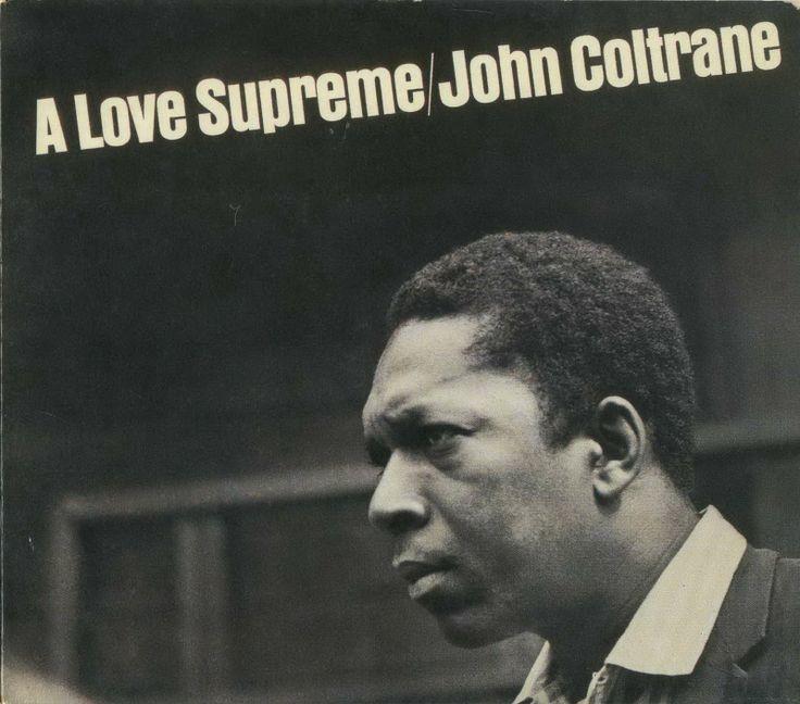 Coltrane's Prayer