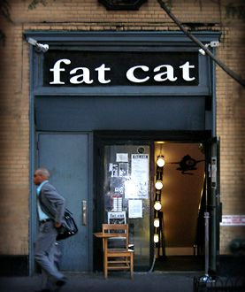 Fat Cat, Event Pics, #MusicBizNetwork, The Music Business Network, Kathryn N. Sano, Networking Events, New York City, NYC, Fat Cat NYC