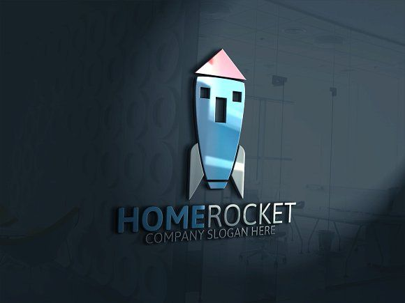 Home Rocket Logo