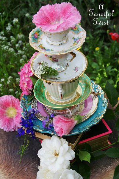 ♥ You are Invited to our 8th Annual Mad Tea Party ♥