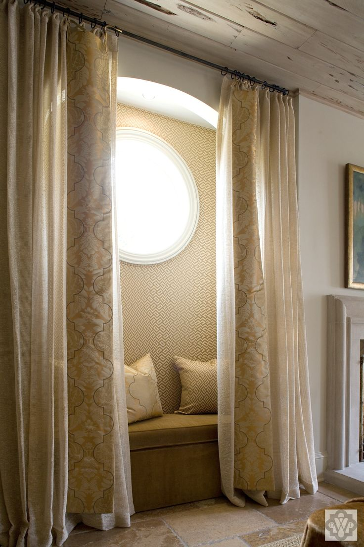 Window Seat Curtains 68 best curtains images on pinterest | curtains, window coverings