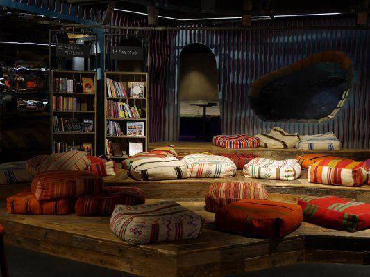 Keď deti spoluvytvárajú svoj priestor – knižnica snov v Osle – Úlet s knihou