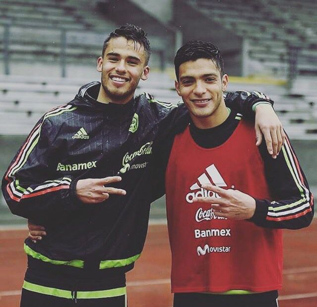 Diego Reyes & Raúl Jimenez