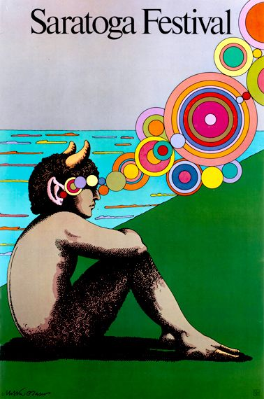 Afiche de Milton Glaser