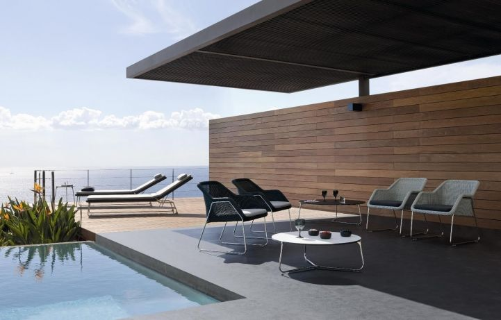 Cosh living modern outdoor furniture melbourne sydney for Outdoor furniture geelong