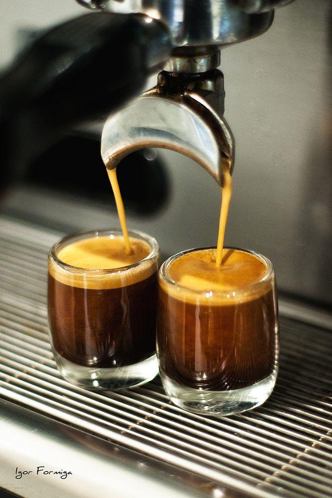 Espressos! photo by Igor Formiga