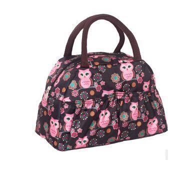 Недорогие холщовые сумки с яркими принтами