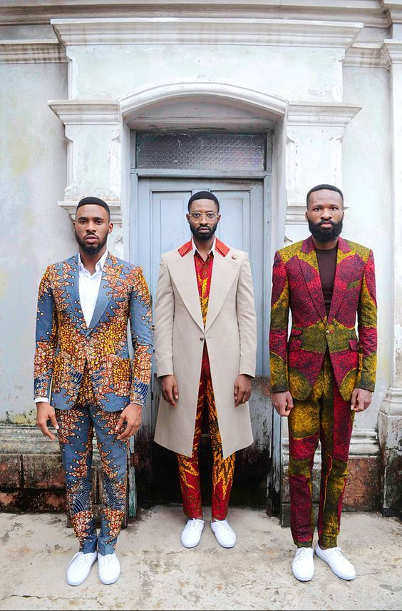 BeySapologie Le Dandisme Africain