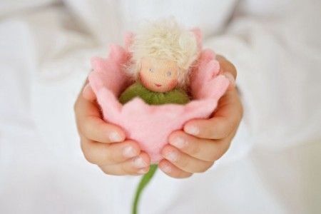 Rosenrot-Blumenkinder - Neues